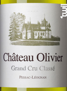 Château Olivier - Château Olivier - 2016 - Blanc