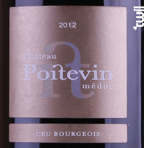 Château Poitevin - Château Poitevin - 2014 - Rouge