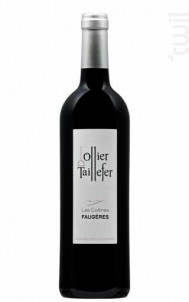 Les Collines Rouge - DOMAINE OLLIER-TAILLEFER - 2016 - Rouge