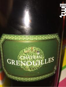 Chablis Grand Cru Château Grenouilles - La Chablisienne - 2012 - Blanc