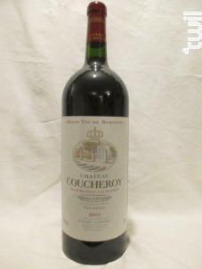 Château Coucheroy - Vignobles André Lurton - Château Coucheroy - 2001 - Rouge
