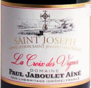 Domaine de la Croix des Vignes - Paul Jaboulet Aîné - 2015 - Rouge