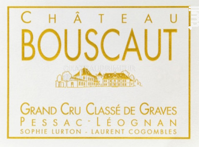 Château Bouscaut - Château Bouscaut - 2016 - Rouge
