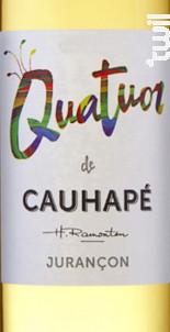 Quatuor de Cauhapé - Domaine Cauhapé - 2014 - Blanc