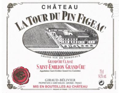 Château La Tour du Pin Figeac