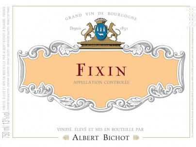Fixin - Albert Bichot - 2018 - Rouge