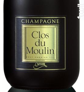 Clos du Moulin Brut Multi Vintage Premier Cru - Champagne Cattier - Non millésimé - Effervescent