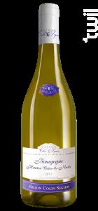 Bourgogne Hautes Côtes de Nuits Excellence - Maison Colin Seguin - 2016 - Blanc