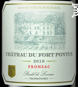Château du Fort Pontus - Château du Fort Pontus - 2018 - Rouge