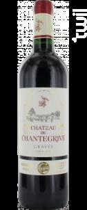 Chantegrive - Château de Chantegrive - 2014 - Rouge