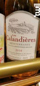 Les Calandières - Les Calandières - 2018 - Rosé
