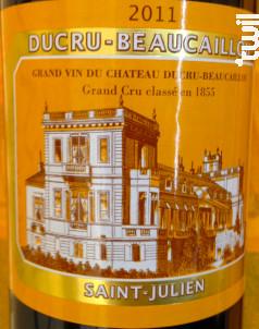 Château Ducru Beaucaillou - Château Ducru-Beaucaillou - 2008 - Rouge