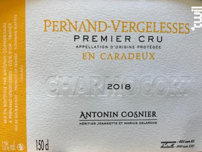 Pernand-Vergelesses 1er Cru