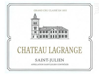 Château Lagrange - Château Lagrange - 2011 - Rouge