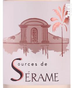 Sources de Sérame - Les Vignobles d'Exéa - 2019 - Rosé