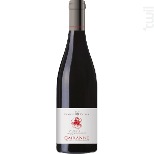 Les Voconces - Cave de Cairanne - 2016 - Rouge