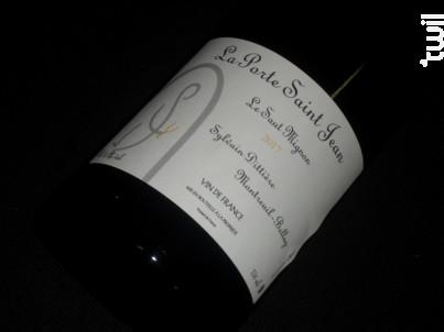 Saut Mignon - La Porte Saint-Jean - 2017 - Blanc