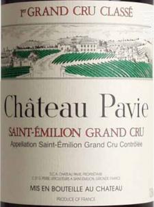 Château Pavie - Château Pavie - 2000 - Rouge