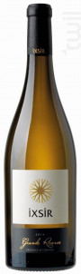 Ixsir Grande Réserve blanc - Ixsir - 2015 - Blanc