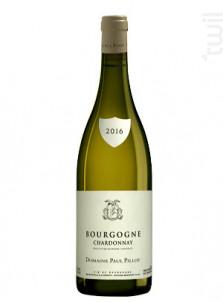 Bourgogne Chardonnay - Domaine Paul Pillot - 2015 - Blanc