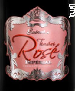 Crémant Impérial Tendre Rosé - Maison Guinot depuis 1875 - Non millésimé - Effervescent