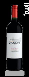 Château Les Eyquems - Kressmann - 2015 - Rouge