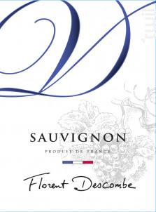 SAUVIGNON - Vins Descombe - Non millésimé - Blanc