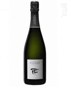 Fleur de l'Europe Brut Nature - Champagne Fleury - Non millésimé - Effervescent