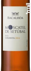 Bacalhôa Moscatel De Setúbal - Bacalhôa - Non millésimé - Blanc