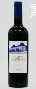 Château Gautoul - Château Le Gautoul - 2010 - Rouge
