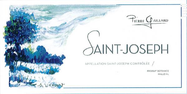 Saint Joseph - Pierre Gaillard - 2015 - Blanc