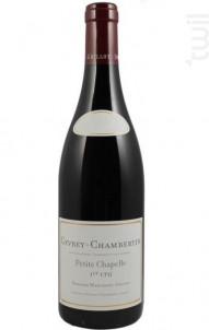 Gevrey-Chambertin Premier Cru Petite Chapelle - Domaine Marchand-Grillot - 2016 - Rouge