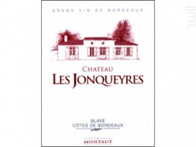 Château les Jonqueyres - Château les Jonqueyres - 2000 - Rouge