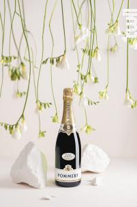 Champagne Pommery Apanage Blanc de Blancs - Champagne Pommery - Non millésimé - Effervescent