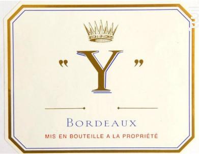 Y d'Yquem - Château d'Yquem - 2007 - Blanc