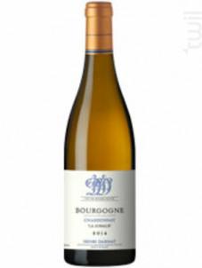Bourgogne Chardonnay La Jumalie - Domaine Henri Darnat - 2014 - Blanc