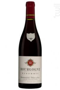 Bourgogne Renommée - Remoissenet - 2013 - Rouge