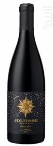 Pinot Noir - Joliesse Vineyards - 2017 - Rouge