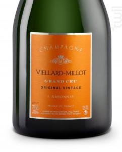 Original Vintage 2008 - Champagne Viellard-Millot - 2008 - Effervescent