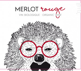 Hérisson malin - Jacques Frelin - Terroirs Vivants - 2018 - Rouge