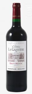 Château La Gravière - Château la Gravière - 2017 - Rouge