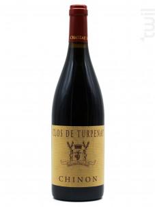 Clos du Turpenay - Château de Coulaine - 2015 - Rouge