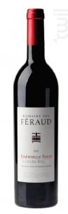 Essentielle Syrah Vieilles Vignes - Domaine des Féraud - 2013 - Rouge