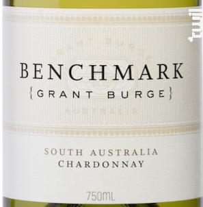 Benchmark - chardonnay - GRANT BURGE - 2017 - Blanc