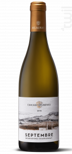 Septembre - Bourgogne Chardonnay - Edouard Delaunay - 2020 - Blanc