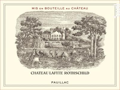 Château Lafite Rothschild - Domaines Barons de Rothschild - Château Lafite Rothschild - 2010 - Rouge