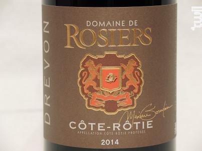 Drevon - Domaine de Rosiers - 2016 - Rouge