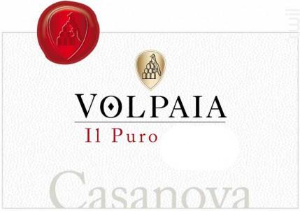 Il Puro - CASTELLO DI VOLPAIA - 2015 - Rouge