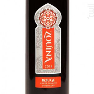 Zouina rouge - Zouina - 2018 - Rouge