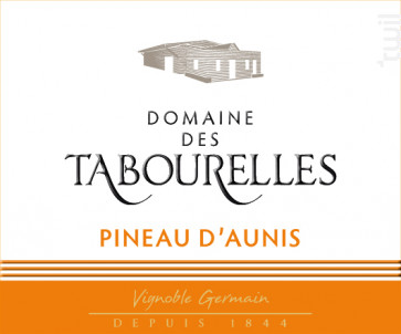 Pineau d'Aunis - Domaine des Tabourelles - 2018 - Rosé